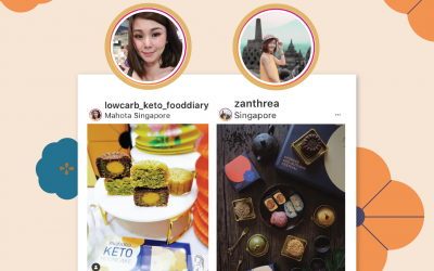 Mahota Foodie Friends ~ Mooncakes for everyone