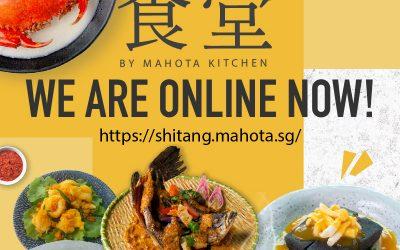 食堂Shi Tang by Mahota Kitchen Now Online!